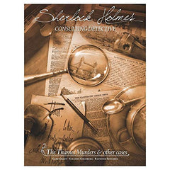 Sherlock Holmes: Consulting Detective - The Thames Murders and Other Cases