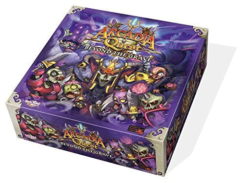 Arcadia Quest Beyond The Grave Campaign Game