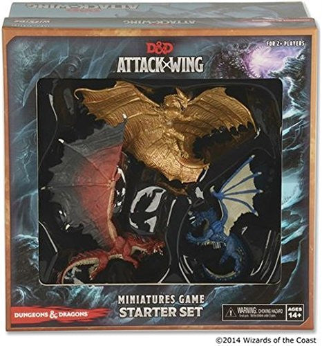 D&D Attack Wing: Starter Set