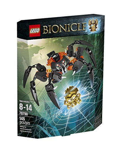 LEGO Bionicle Lord of Skull Spiders Toy