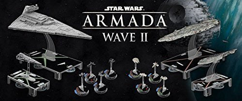 Star Wars Armada: Star Destroyer, MC30c Frigate, Home One, Rogues and Villains, Imperial Raider Expansion Packs Set of 5