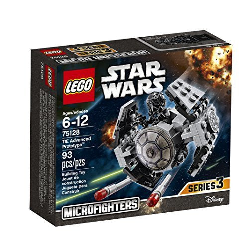 LEGO Star Wars TIE Advanced Prototype(TM) 75128