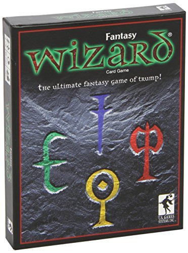 Fantasy Wizard Card Game UGS FWZ60