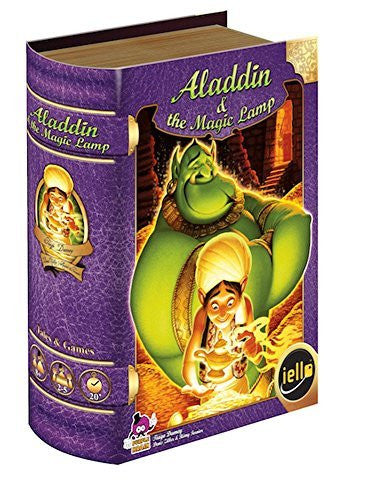 Aladdin and the Magic Lamp - Tales & Games