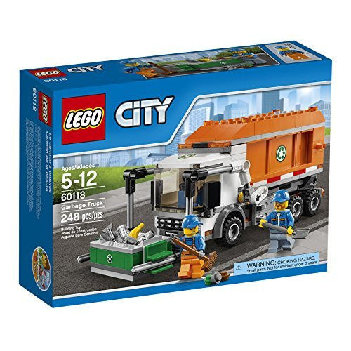 LEGO CITY Garbage Truck 60118