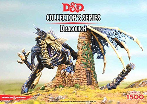 Dracolich Collectors Series Dungeons And Dragons Gale Force 9