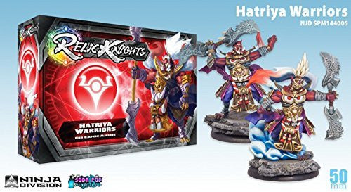 Hatriya Warriors Board Game
