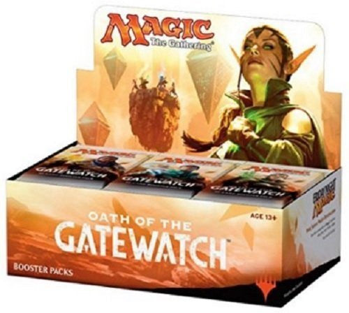 Oath Of The Gatewatch Booster Box - New Factory Sealed MTG OGW Magic The Gathering 36 packs