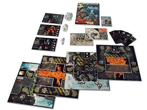 Guardian's Chronicles: the Terror Trio Board Game