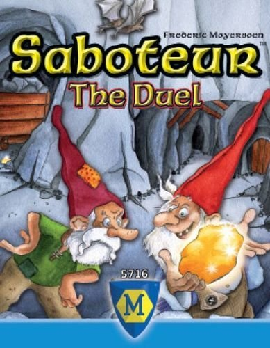Saboteur Duel Card Game (2 Players)