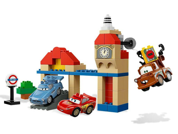 LEGO DUPLO® Cars™ Big Bentley 5828
