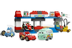 LEGO DUPLO® Cars™  The Pit Stop 5829