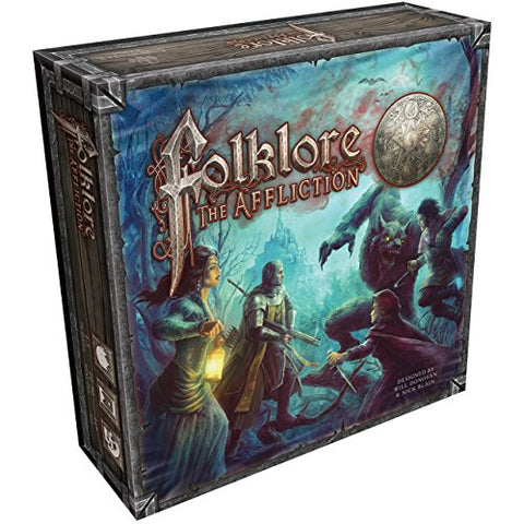 Greenbrier Games Folklore: The Affliction Core Game 2E