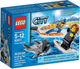 LEGO City 60011 Surfer Rescue Toy Building Set - 32 Pieces - Ages 5 and Up