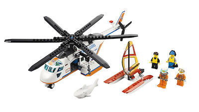 LEGO Coast Guard Helicopter