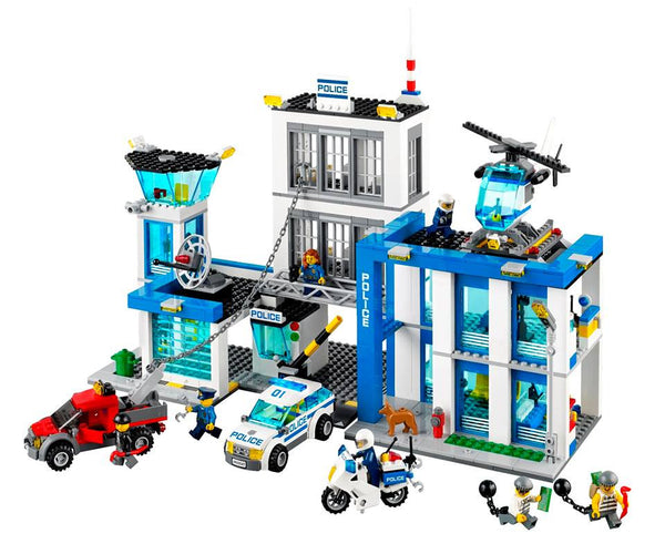LEGO City Police 60047 Police Station