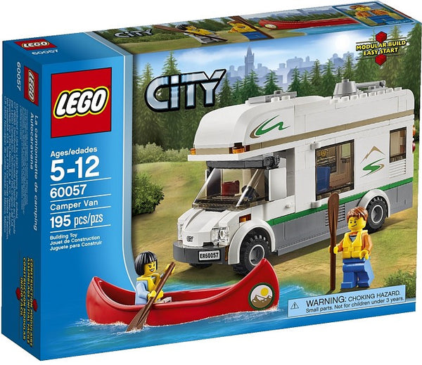 LEGO City Great Vehicles 60057 Camper Van