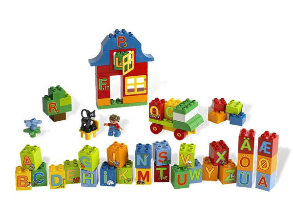 LEGO DUPLO Bricks & More Play with Letters 6051