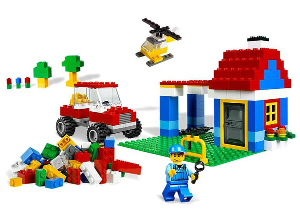 LEGO 6166 Bricks & More  Ultimate Building Set - 405 Pieces - Ages 4 and Up - Retired Set, Hard to Find