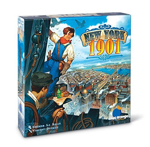 New York 1901 Board Game