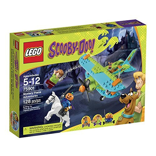 LEGO Scooby-Doo 75901 Mystery Plane Adventures Building Kit