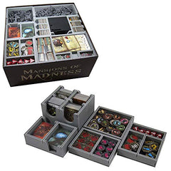 Mansions Of Madness 2nd Edition Box Insert - Folded Space FDS-MAN