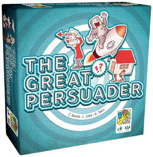 Great Persuader, The SW (VG+/New)