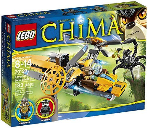 LEGO Chima 70129 Lavertus' Twin Blade