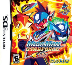 Mega Man StarForce: Leo - Nintendo DS