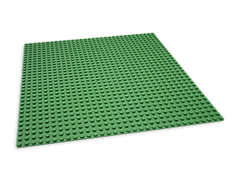 "LEGO Bricks & More 626 Green Building Plate (10"" x 10"")"