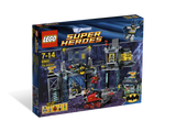 LEGO DC Universe Super Heroes The Batcave 6860 - 690 Pieces - Ages 7 and Up
