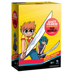 Scott Pilgrim Collector's Edition Figure Set