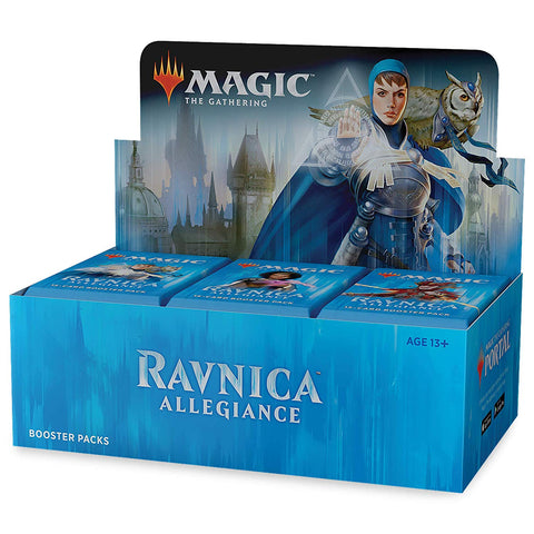 Magic: The Gathering - Ravnica Allegiance Booster Box - Ships Friday, January 25, 2019