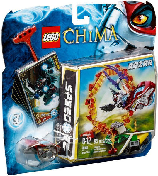 LEGO Chima Ring of Fire 70100