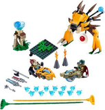 LEGO Chima Ultimate Speedor Tournament 70115