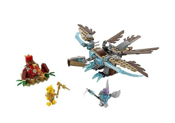 LEGO Chima 70141 Vardy's Ice Vulture Glider Building Toy