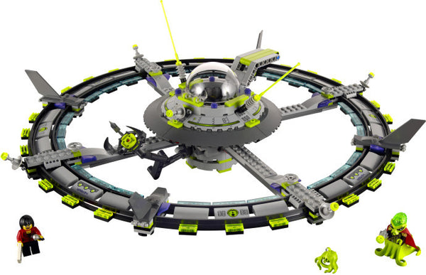 LEGO Space Alien Mothership 7065