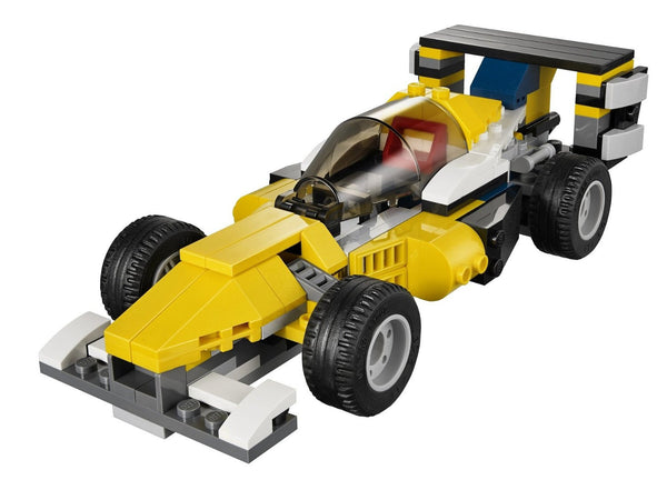 LEGO Creator Yellow Racers 31023 Building Toy