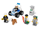 LEGO Police Minifigure Collection 7279