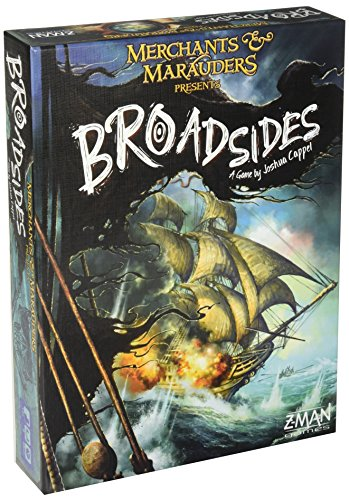 Merchants & Marauders: Broadsides!