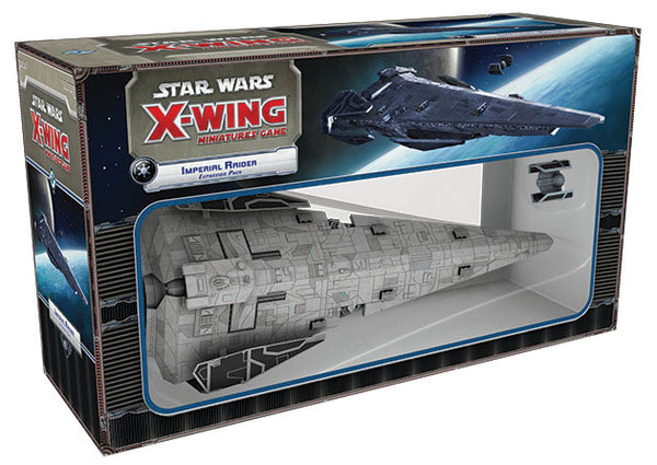 Star Wars X-Wing Miniatures Game: Imperial Raider Expansion SWX30