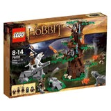 LEGO The Hobbit Attack of the Wargs 79002 - 400 Pieces - Ages 8 and Up