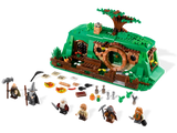 LEGO The Hobbit An Unexpected Gathering - 652 Pieces - Ages 9 and Up