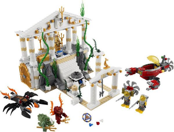 LEGO Atlantis City of Atlantis 7985