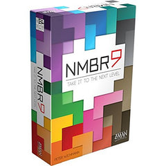 NMBR 9 Board Game Z-Man Games ZMG ZM009