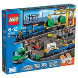 LEGO City Trains Cargo Train 60052 Building Toy