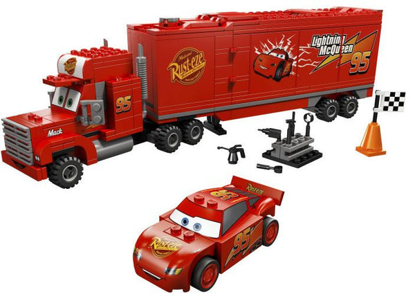 LEGO Cars™  Mack's Team Truck 8486