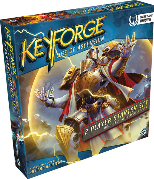 KeyForge: Age of Ascension Two-Player Starter Set - PREORDER - SHIPS 5/30/2019