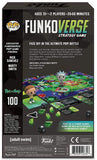 POP! Funkoverse Strategy Game Rick & Morty 100 Expandalone