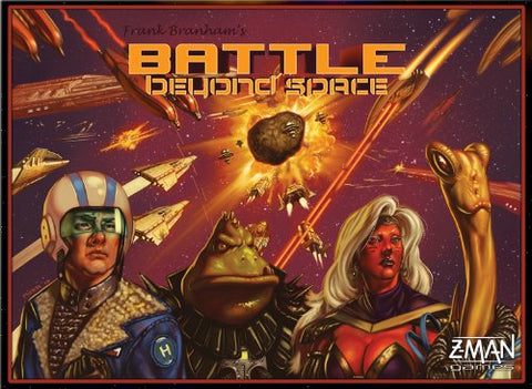 Z-Man Games Battle Beyond Space
